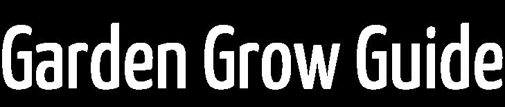 Garden Grow Guide
